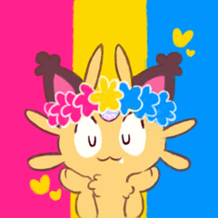 Pride Day icon that I instantly fell in love with